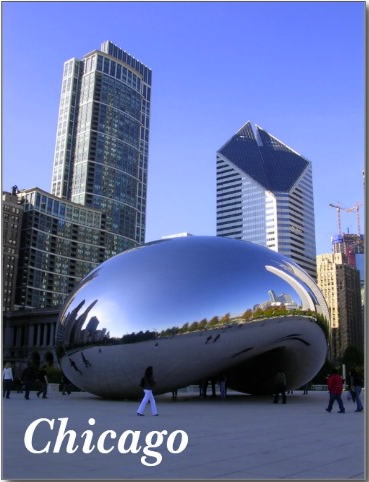 The Bean Postcard