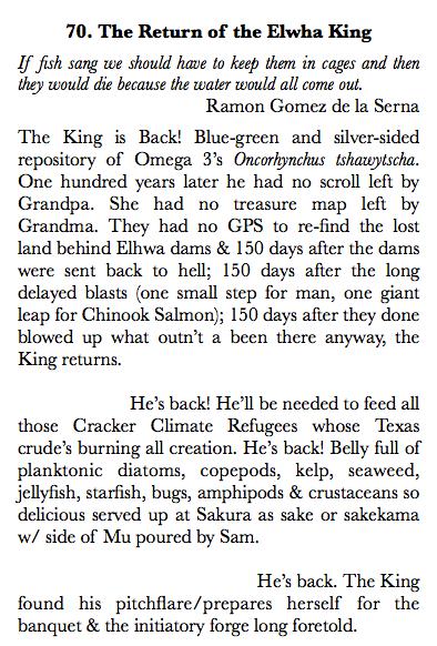 70. The Return of the Elwha King (1)