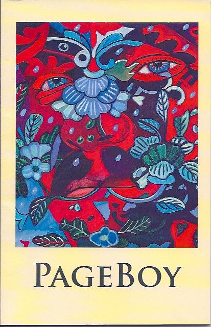"""Alfredo Arreguin - """"The Bull Got Into the Flower Garden."""""""