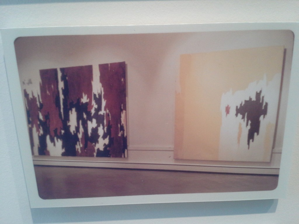 Clyfford Still Paintings