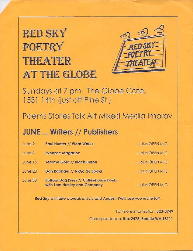 Red Sky Flyer (2000s?)
