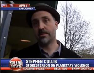 Stephen Collis