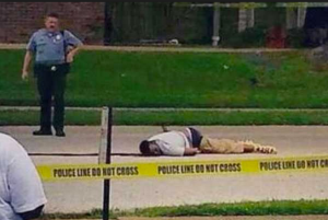 Michael Brown Dead