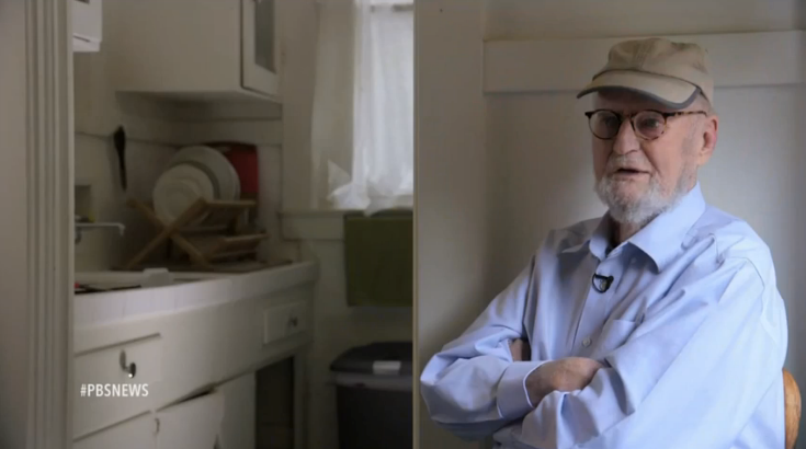 Lawrence Ferlinghetti on PBS