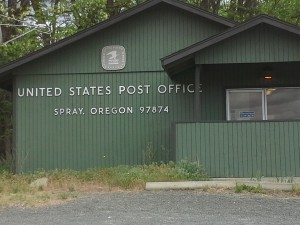 Wish I'd photographed every post office I passed
