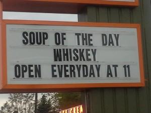 Lunch in Denver