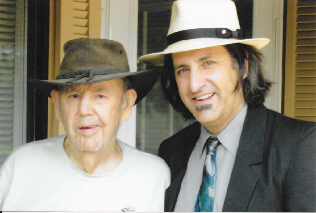 Paul E Nelson Sr & Jr, June '09