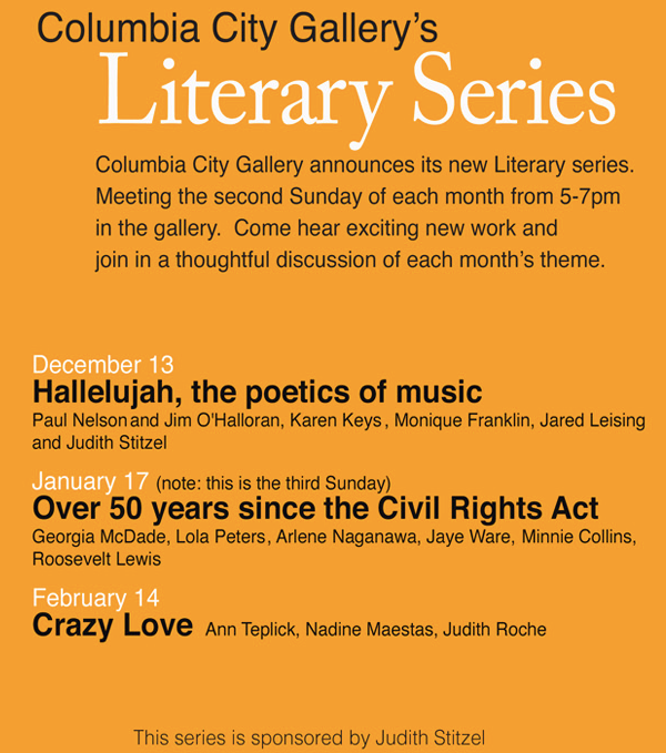 CC Gallery Reading Series