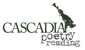 Cascadia Poetry Reading Logo