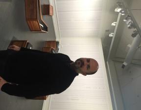 Ian Boyden, Director San Juan Island Museum of Art