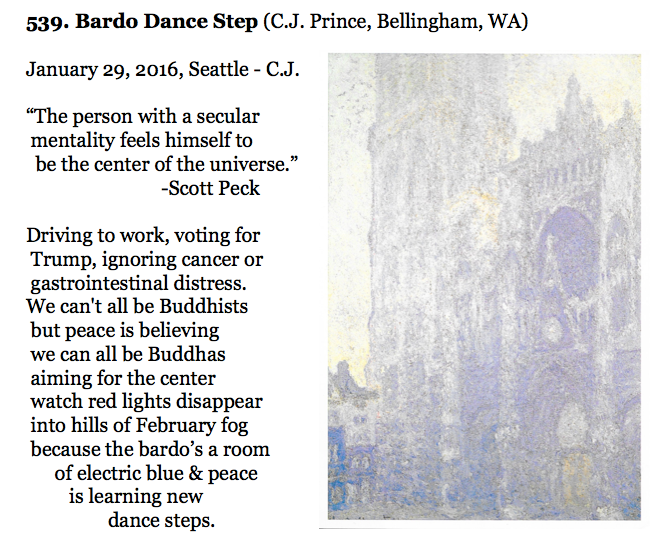539. Bardo Dance Step (C.J. Prince, Bellingham, WA)
