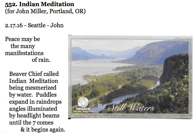 552. Indian Meditation