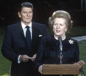 King & Queen of Neoliberalism